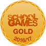 School Games - Gold Award 2016/17